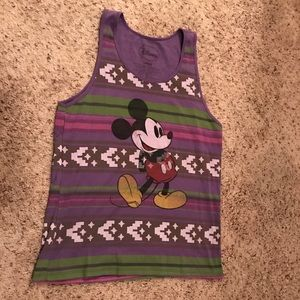Urban Outfitters Mickey Mouse Tank Top LIKE NEW